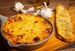 Lasagne la Diva (Pasta Rellena)