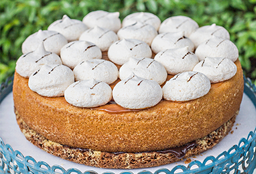 Torta de Moka Grande