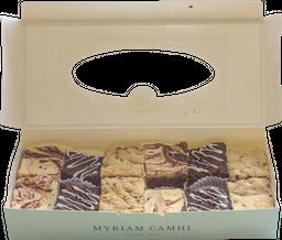 Caja de Mini Brownies x12