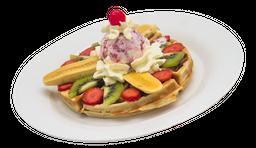 3 Waffle Lovers