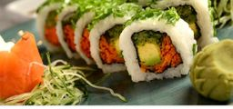 Vegetariano Fresco Roll