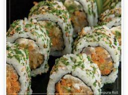 Vegetariano Tempura Roll