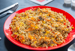Arroz Vegetariano