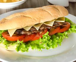 Sándwich de Lomo de Cerdo