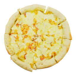 Pizza Extra Grande Hawaiana