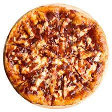 Pizza Mediana Pollo BBQ