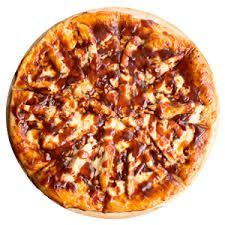 Pizza Grande Pollo BBQ