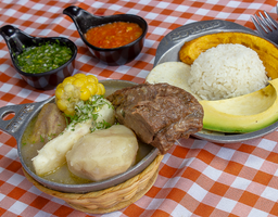 Sancocho de Carne