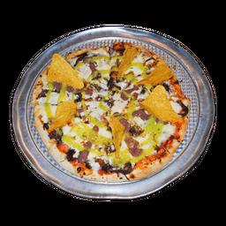 Pizza Pequeña Mexicana