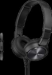 Audífonos plegables MDR-ZX310AP Negro