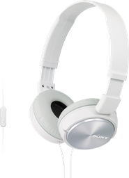 Audífonos plegables MDR-ZX310AP Blanco