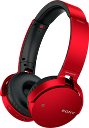 Audífonos inalámbricos EXTRA BASS™ XB650BT Rojo