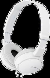 Audífonos tipo banda para la cabeza serie ZX MDR-ZX110 Blanco