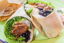 Combo Super Burrito