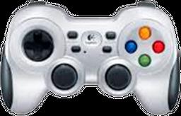 Gamepad Logitech F710 Para PC Inalambrico.