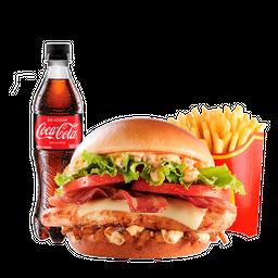 🍔 McCombo™ Club House con Pollo Grill 🍟