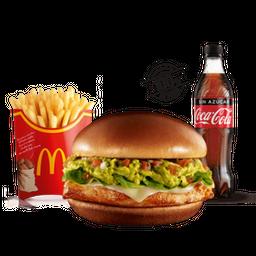 🍔 McCombo™ Pico Guacamole con Pollo Grill 🥤