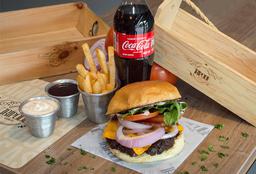 Combo Balboa Burger