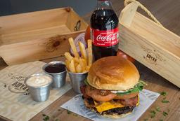 Combo Creed Burger