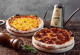 2 Pizzas Clásicas
