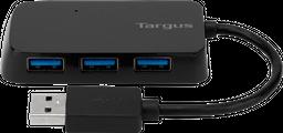 Hub USB Targus 3.0 de 4 puertos
