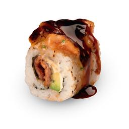 Sushi Salmón Crunch