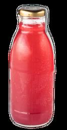 Soda de Flor de Jamaica y Jengibre
