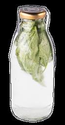 Soda de Limón, Tomillo, Hierbabuena y Albahaca