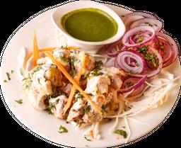 Chicken Malai Tikka Full