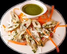 Vegetales Seekh Kabab