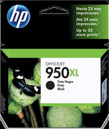 Cartucho de tinta HP 950XL negra Original CN045AL.
