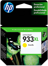 Cartucho de Tinta HP 933xl Amarillo Impresora