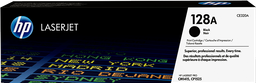 Cartucho original de tóner negro HP 128A LaserJet