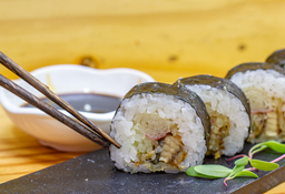 Unagui California Roll