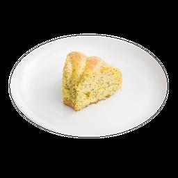 Cake de Limón y Amapola