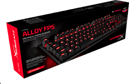Teclado Gamer Kingston Hyperx Alloy Fps
