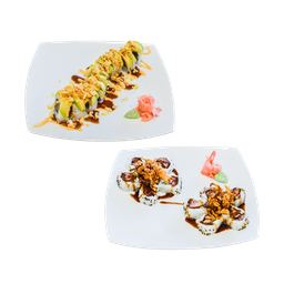 Dragon Roll + Rios Roll GRATIS