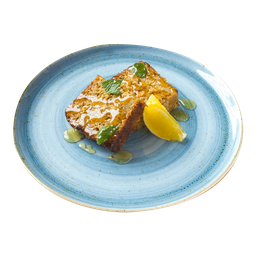 Torta de Naranja con Semillas de Amapola