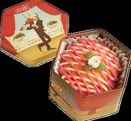 Cupcake de Frutos Rojos
