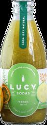 🥤Lucy Soda Verde