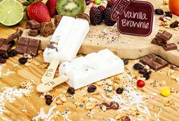 Vainilla Brownie