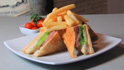 Combo Club Sandwich