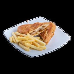 Sándwich Lomo de Cerdo