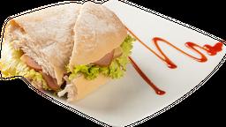 Sándwich Sencillo