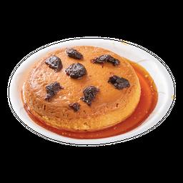 Porción de Flan de Caramelo