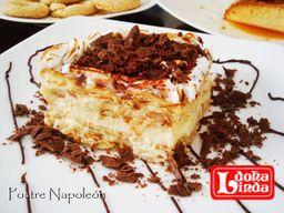 Porción de Napoleón