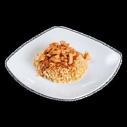 Marmaon Media Porción con salsa
