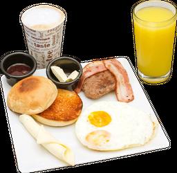 Desayuno House