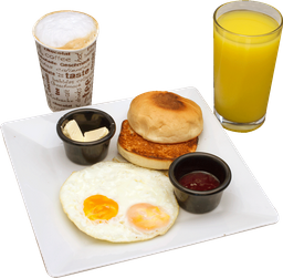 Desayuno House Burgués