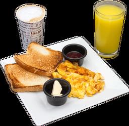 Desayuno Burguesa